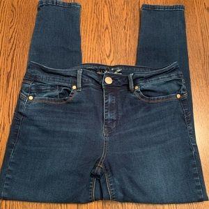 Women's Seven Jeans Dark Wash
